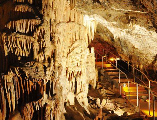 Σπήλαιο Κάψια – Θαύματα στα έγκατα της γης