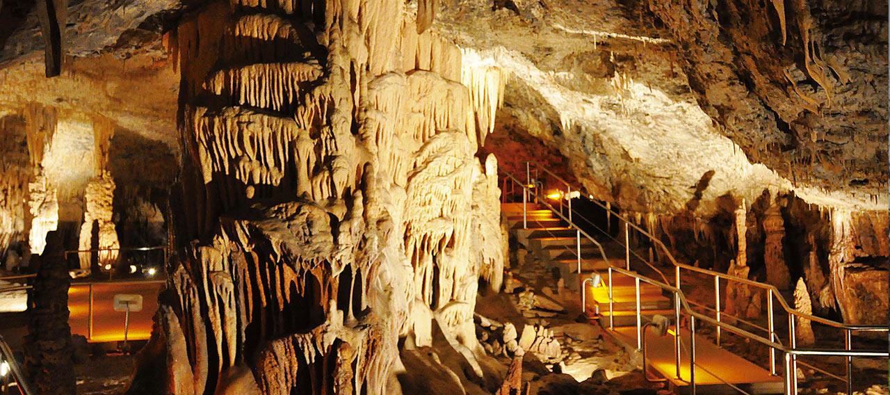 Σπήλαια Κάψια